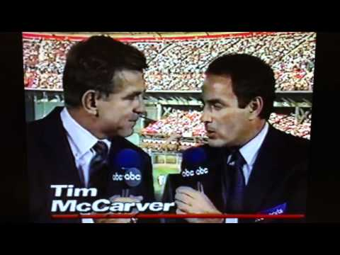 1989 World Series Quake Broadcast with Al Michael's