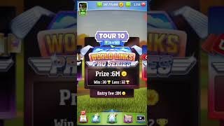 Golf clash tour 10 with intermediate clubs part 2