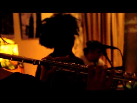 """""""Feelin good"""" cover by Lumi HD @ DADcafe sessions"""