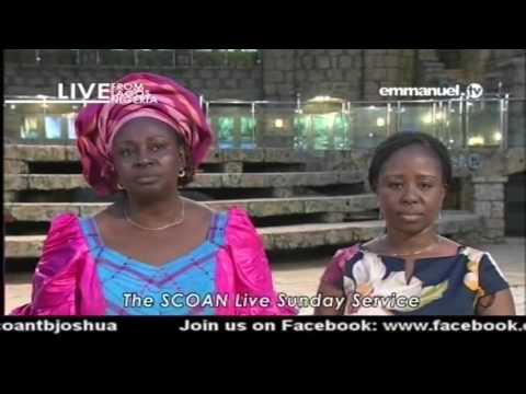 SCOAN LIVE SERVICE   Morning Water  Testimonies 30 10 2016  VIDEO 11 of  11