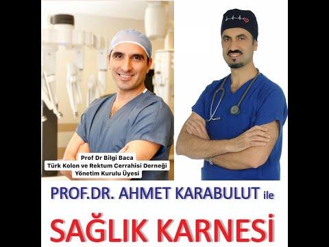 KOLON KANSERİ TEDAVİSİ (BİLMENİZ GEREKENLER) - PROF DR BİLGİ BACA - PROF DR AHMET KARABULUT