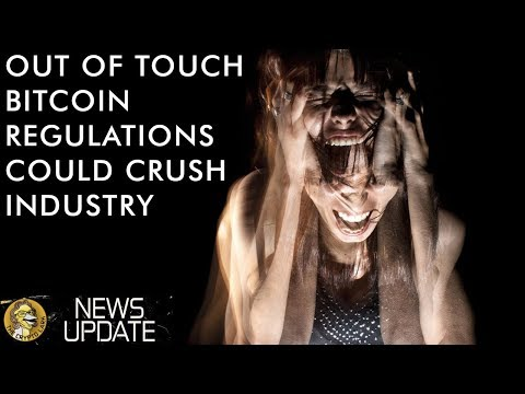 Devastating Bitcoin & Crypto Laws No One Is Talking About & BTC ETF Delayed