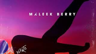Maleek Berry - Doing U (Official Audio)