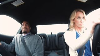 Speed Dating Prank with Sexy Blonde and Ford Mustang