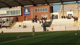 Ayazağa - İkitelli U 17 İstanbul Şampiyonası karşılaşması