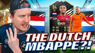 THE MOST OP CARD EVER?! 84 INFORM BOADU REVIEW! FIFA 21 Ultimate Team