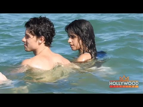 Shawn Mendes and Camila Cabello Heat Up Miami Beach