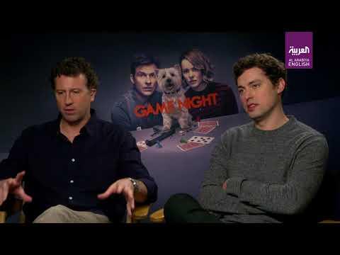 Game Night directors John Francis Daley and Jonathan Goldstein talk stealing Jason Bateman's movie