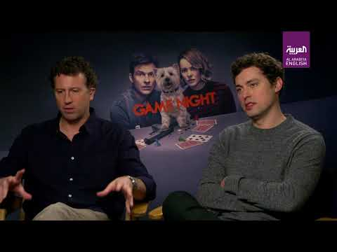 Game Night directors John Francis Daley and Jonathan Goldstein talk stealing Jason Bateman's movie