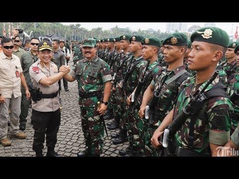 Papua dan Dapil Menjadi Atensi TNI-Polri pada Pemilu 2019 Mp3