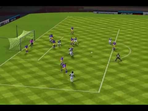 FIFA 13 Juventus - injury time goal by BUFFON !!!