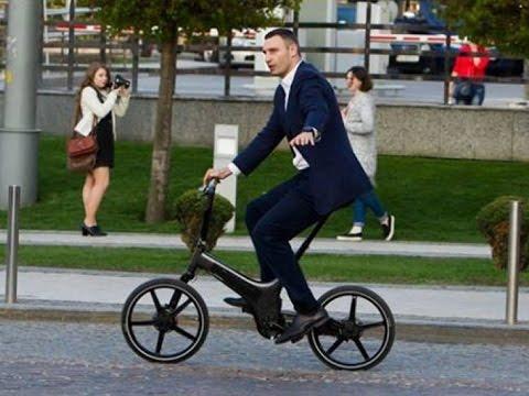 Кличко упал с велосипеда