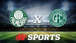 Palmeiras 1 x 0 Guarani - 20/02/20 - Campeonato Paulista - Futebol JP