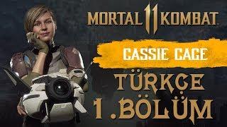 ÖLÜMCÜL DÖVÜŞ BAŞLASIN | Mortal Kombat 11 Türkçe 1. Bölüm