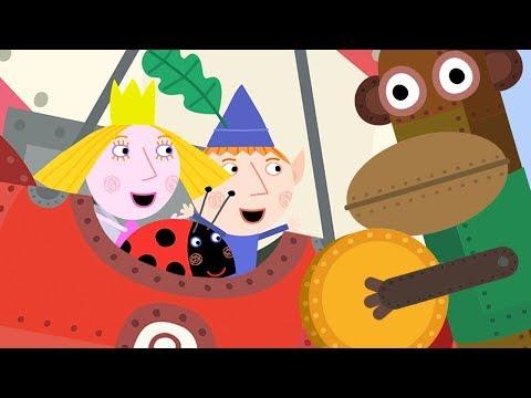 Ben e Holly Italiano - In Visita dal Re e dalla Regina Calendula - Cartoni Animati