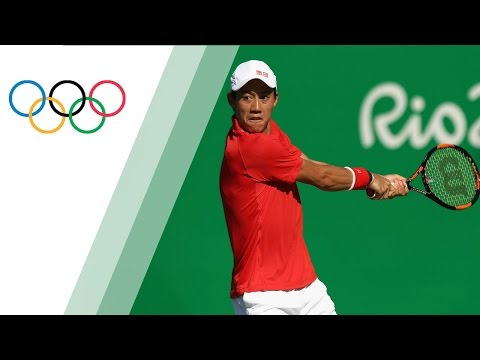 Kei Nishikori: My Rio Highlights
