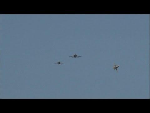 Spotting at NAS Oceana - September 12, 2012