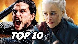 Game Of Thrones Season 8 Episode 6 Finale TOP 10 Q&A thumbnail