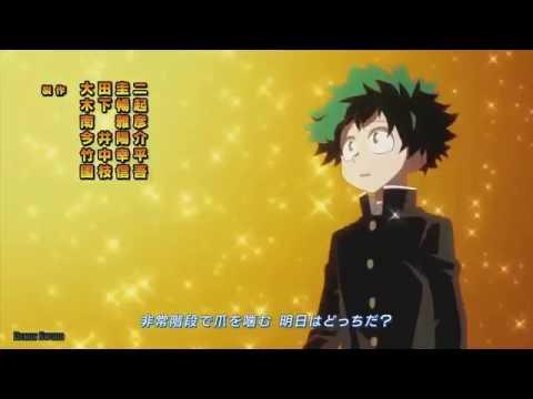 Boku no hero Academia|opening 1