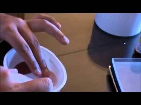 Gomma siliconica gls 50 prochima youtube for Gomma siliconica prochima