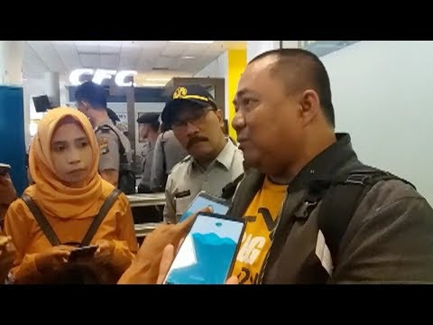 'I missed the plane!': Man avoids Lion Air flight crash due to traffic
