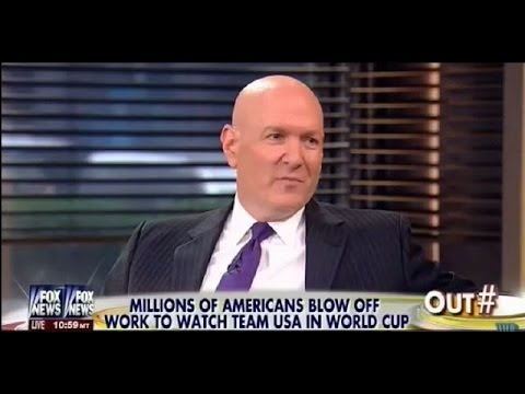 Fox News Psychiatrist: World Cup an Obama Government Conspiracy