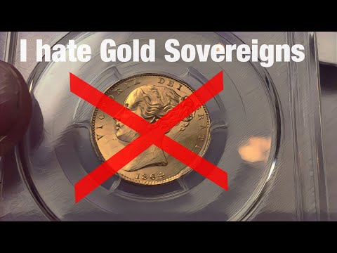 I hate Gold Sovereigns and feel hopelessly inadequate!