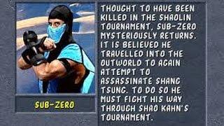 Mortal Kombat II (Arcade) Sub-Zero Gameplay on Very Hard no Continues thumbnail