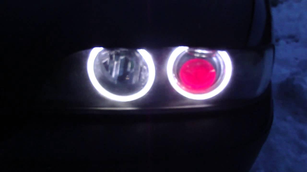E39 Angel Eyes And Demon Eyes Youtube