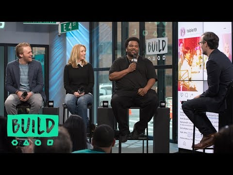 "Craig Robinson, Lisa Kudrow And Wyatt Russell Discuss Their Film, ""Table 19"""
