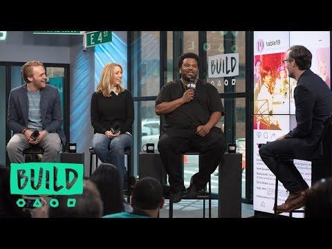 Craig Robinson, Lisa Kudrow And Wyatt Russell Discuss Their Film,