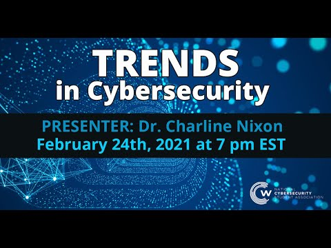 Trends in Cybersecurity