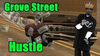 �������� ���� Grove Street Hustle - песня GTA San Andreas (Дима Бейкер) ������