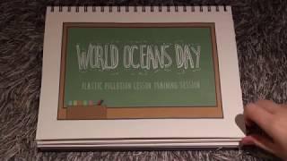 World Oceans Day Lesson Plan Training