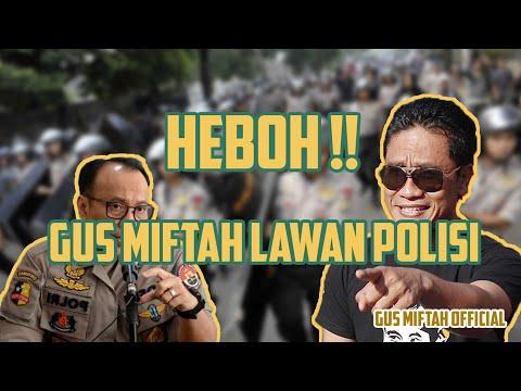 Heboh..!! Gus Miftah Versus POLISI | Ponorogo 26032018