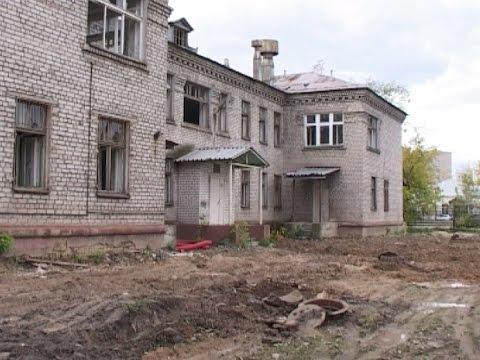 В здании бывшей детской поликлиники Череповца закипела работа