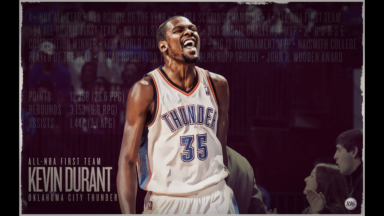Kevin Durant Quote Kevin Durant  Career Mix  2016 ᴴᴰ  Youtube