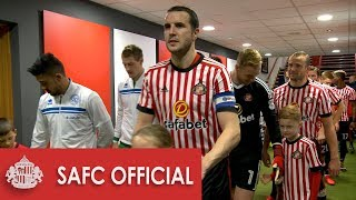 Behind The Scenes: SAFC v QPR