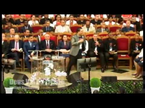 Deus Vai na Frente - William Nascimento - 22º Congresso da UACADESC