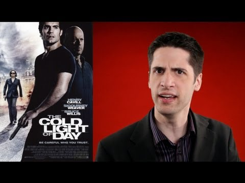 The Cold Light Of Day movie review