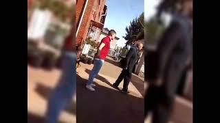 Наезд на торговцев в Новозыбкове.