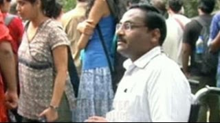 Delhi University professor Saibaba arrested for alleged maoist links