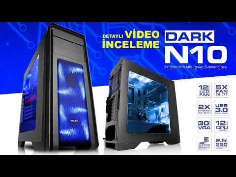 DARK N10 Kasa 4K İnceleme