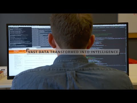Threat Intelligence Powered by Machine Learning
