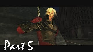 Devil May Cry 2 HD Remaster - Dante Walkthrough - Mission 5 [All Blue Orbs/Secret Missions]