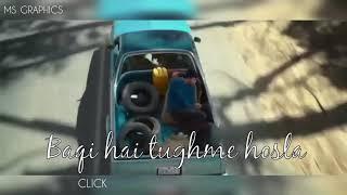 Kar har maidan fateh || Ranbir kapoor ||Sanju || Motivational Song