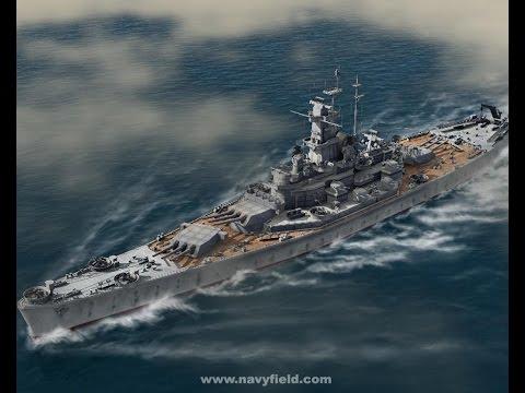 Старый добрый Navy Field