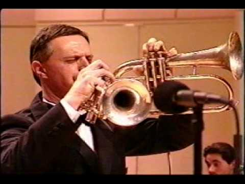 Gary Wofsey Plays Trumpet Duet From Stravinsky's Rite of Spring