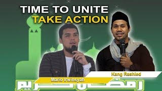 Kang Rashied & Mario Irwinsyah - Time to Unite