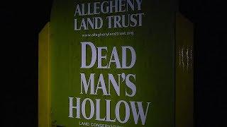 Halloween night hike through Dead Man